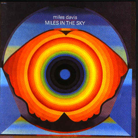 sorcerer miles davis jazz album